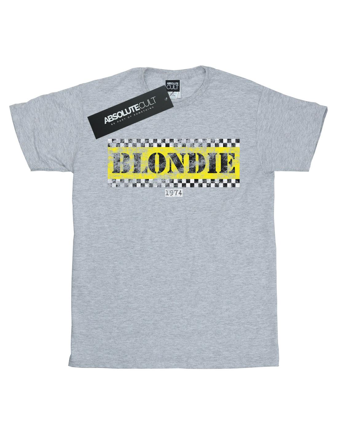 Blondie-Garcon-Taxi-74-T-Shirt miniature 11