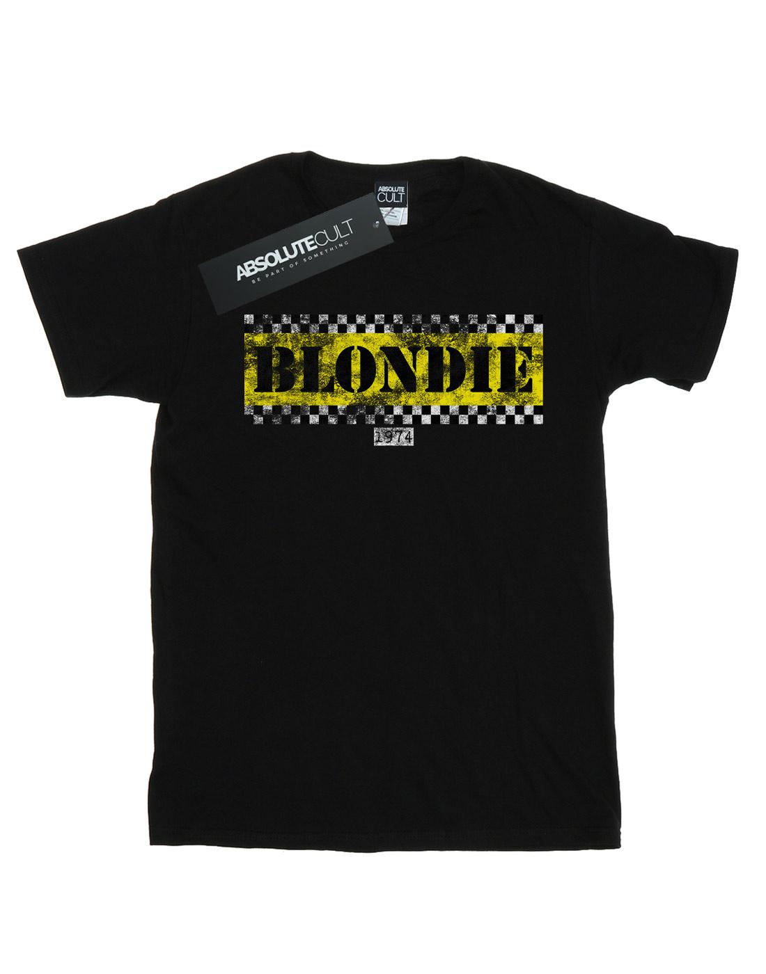 Blondie-Garcon-Taxi-74-T-Shirt miniature 8