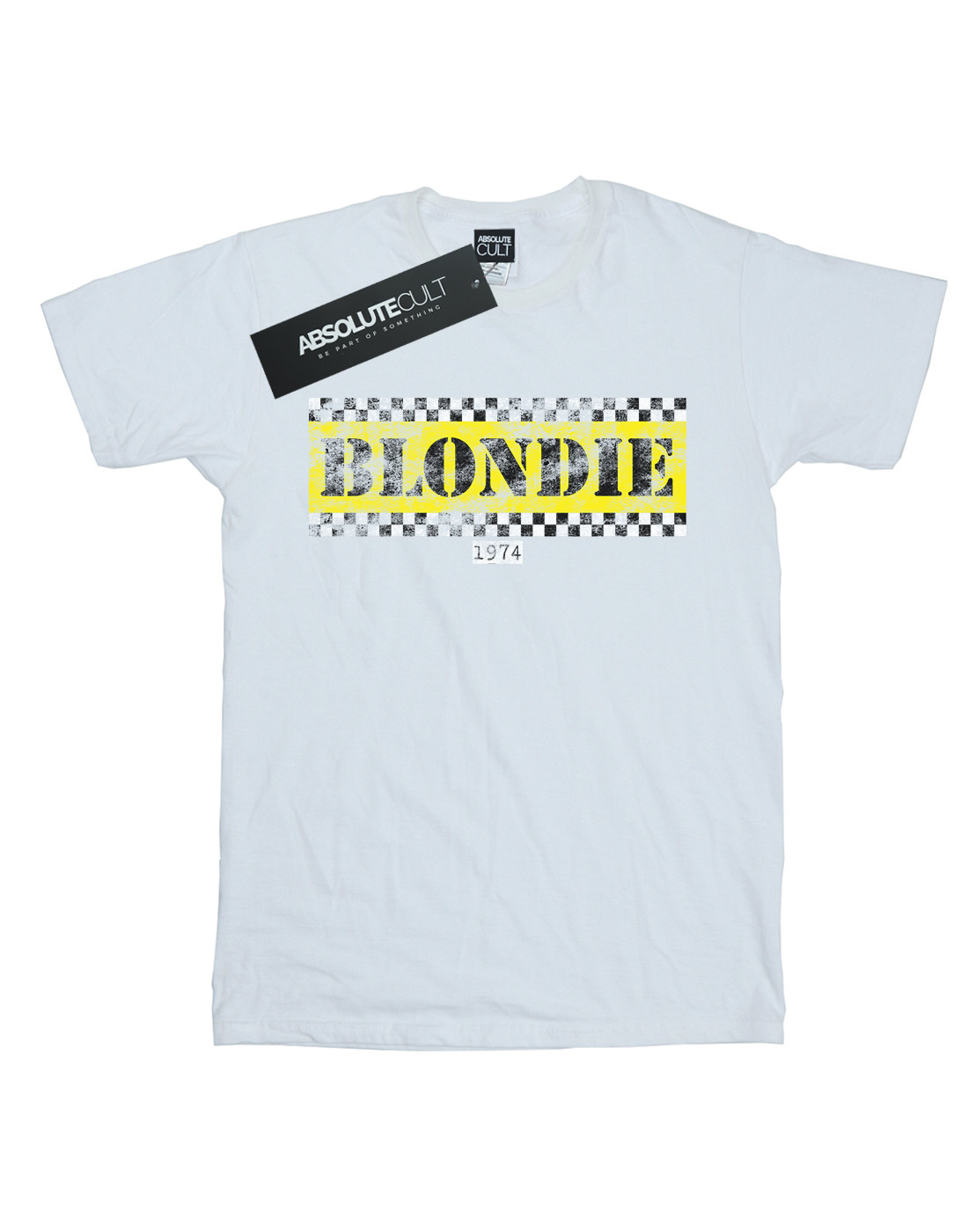 Blondie-Garcon-Taxi-74-T-Shirt miniature 5