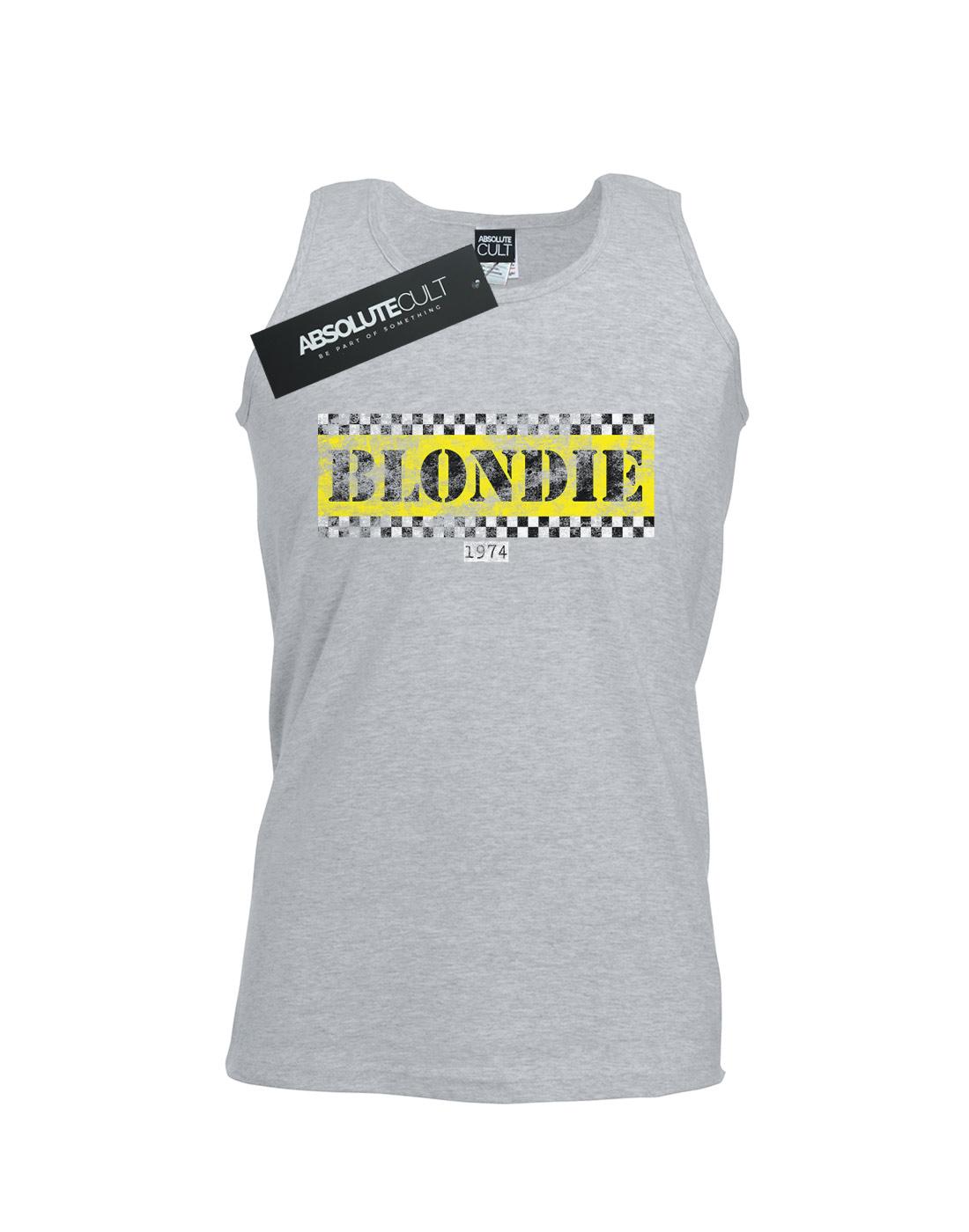 Blondie-Hombre-Taxi-74-Camiseta-Sin-Mangas