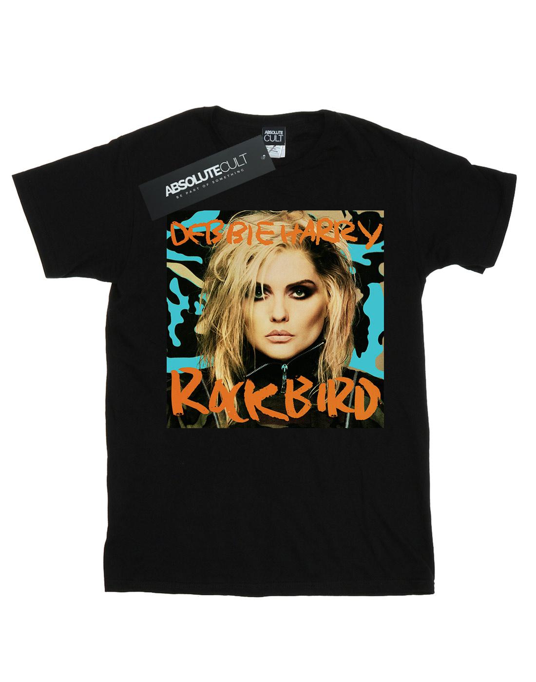 Debbie-Harry-Ninas-Rockbird-Cover-Camiseta