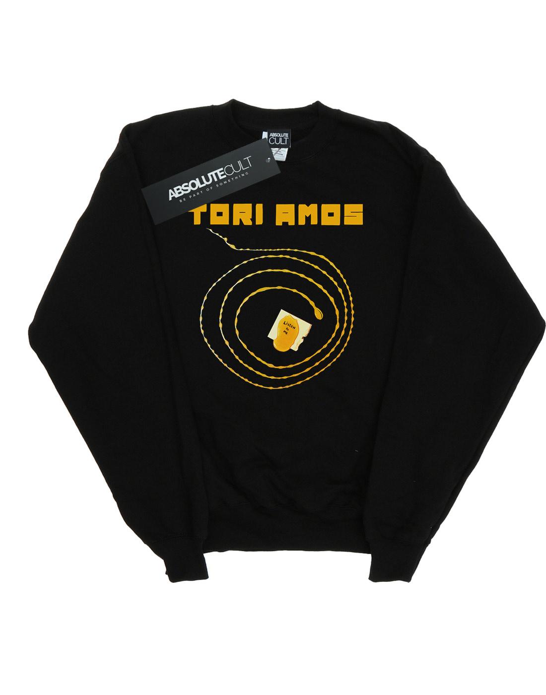 Tori-Amos-Men-039-s-Listen-To-Me-Sweatshirt thumbnail 5