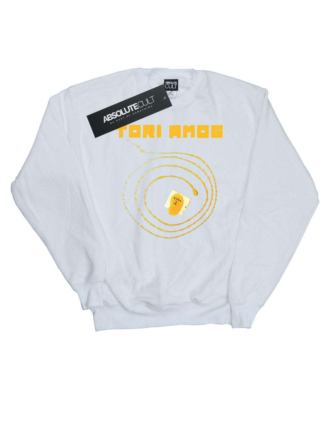 Tori-Amos-Men-039-s-Listen-To-Me-Sweatshirt thumbnail 8