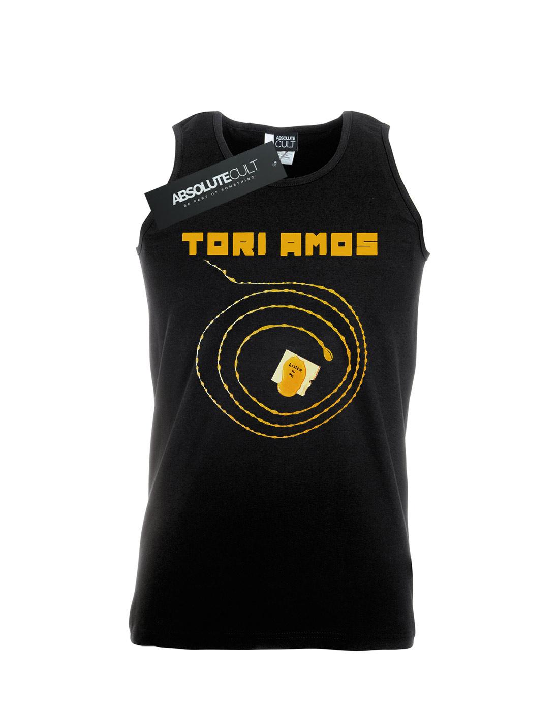 Tori-Amos-Hombre-Listen-To-Me-Camiseta-Sin-Mangas