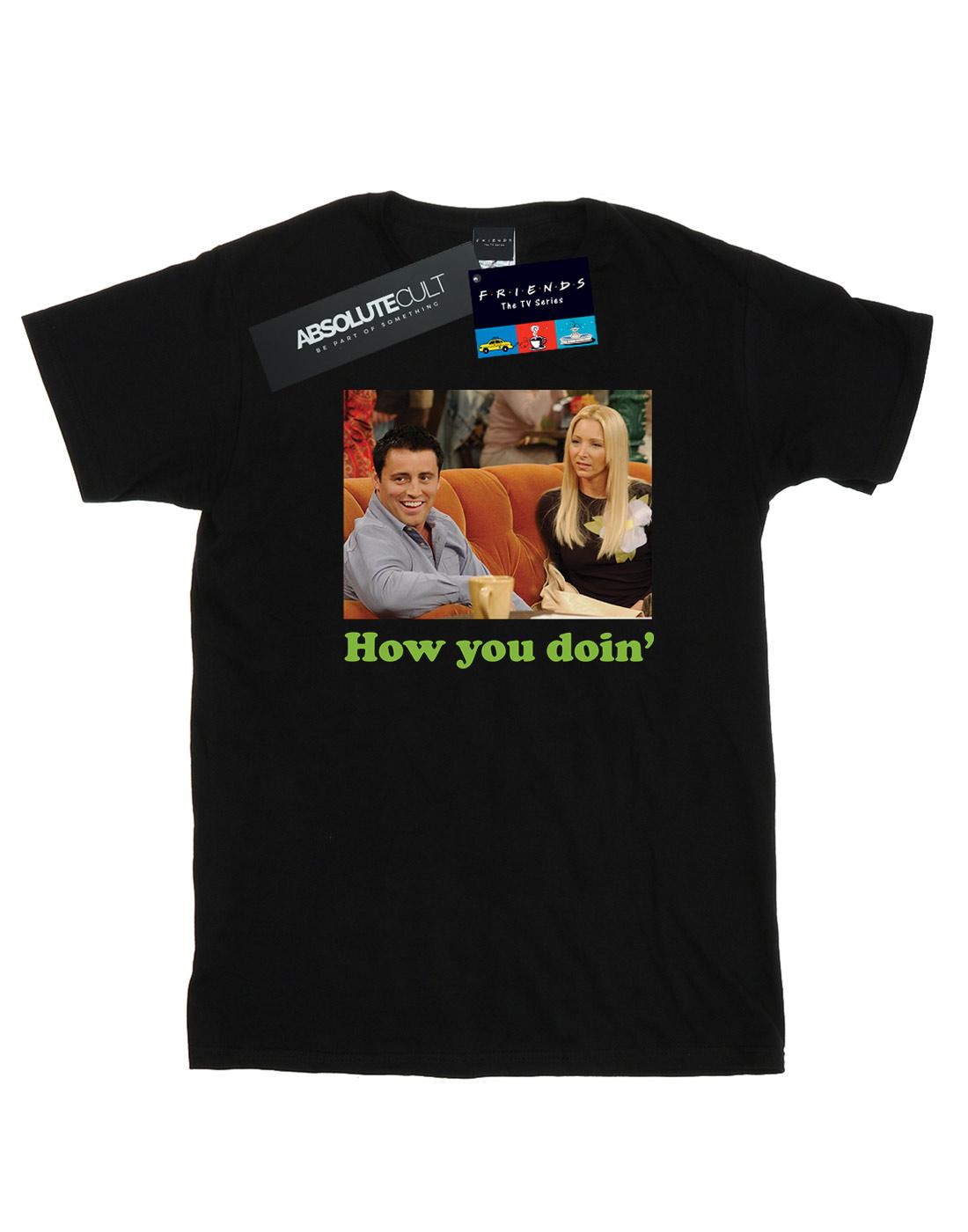 Friends-Men-039-s-How-You-Doin-T-Shirt thumbnail 5