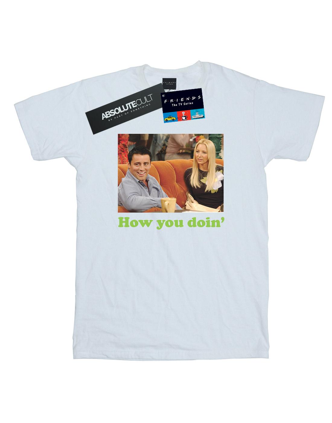 Friends-Men-039-s-How-You-Doin-T-Shirt thumbnail 8