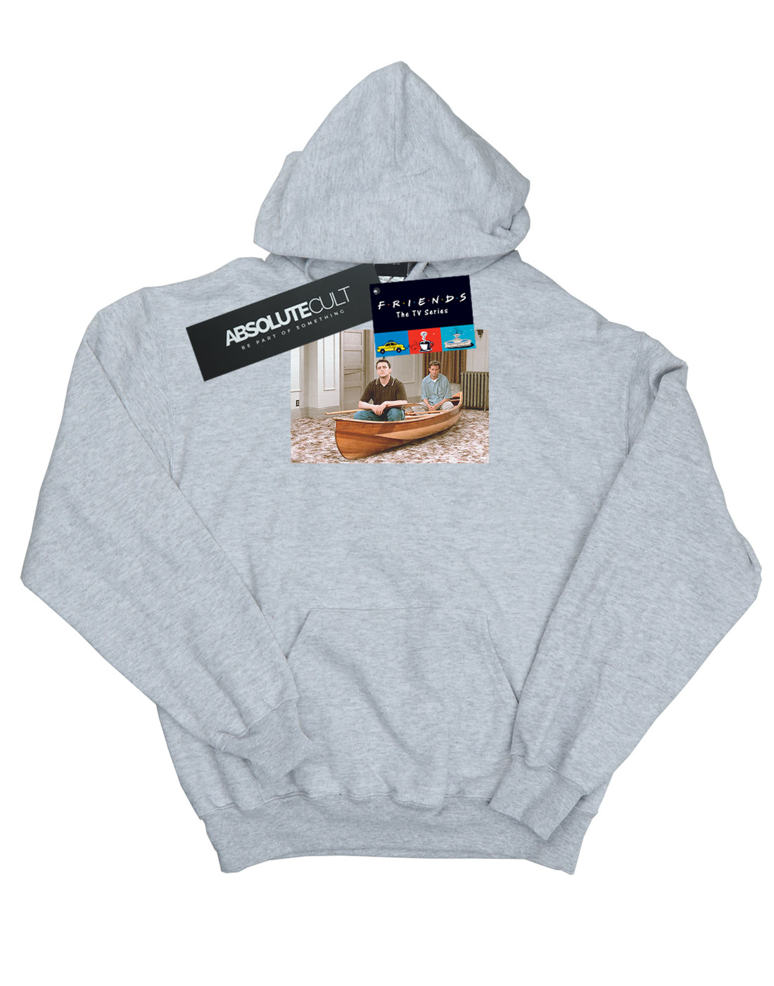 Absolute Cult Friends Girls Boat Photo Hoodie