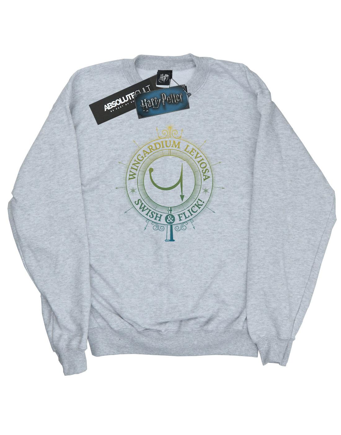 Harry-Potter-mujer-Wingardium-Leviosa-Spells-Charms-Camisa-De-Entrenamiento