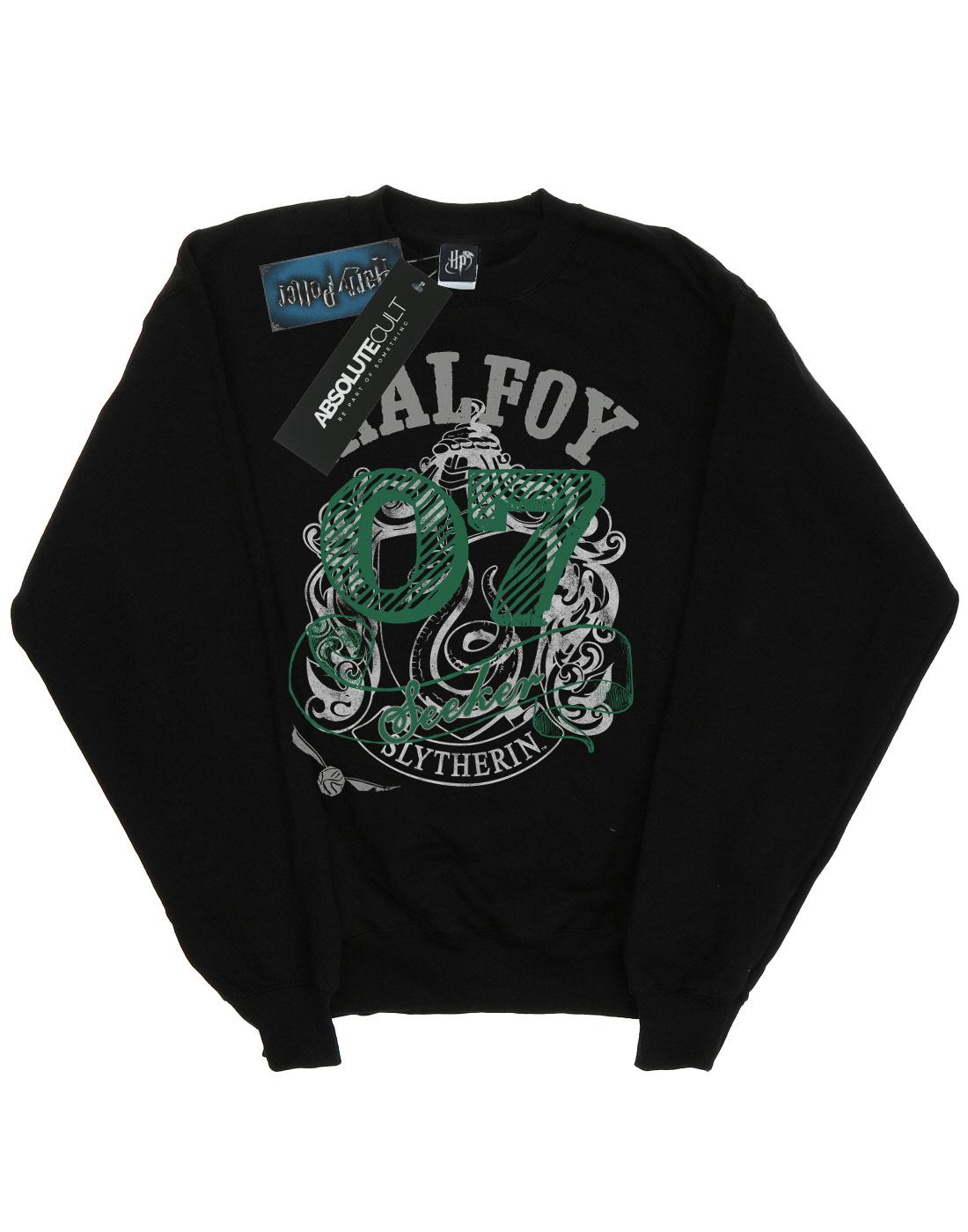 Harry Potter Boys Draco Malfoy Seeker Sweatshirt
