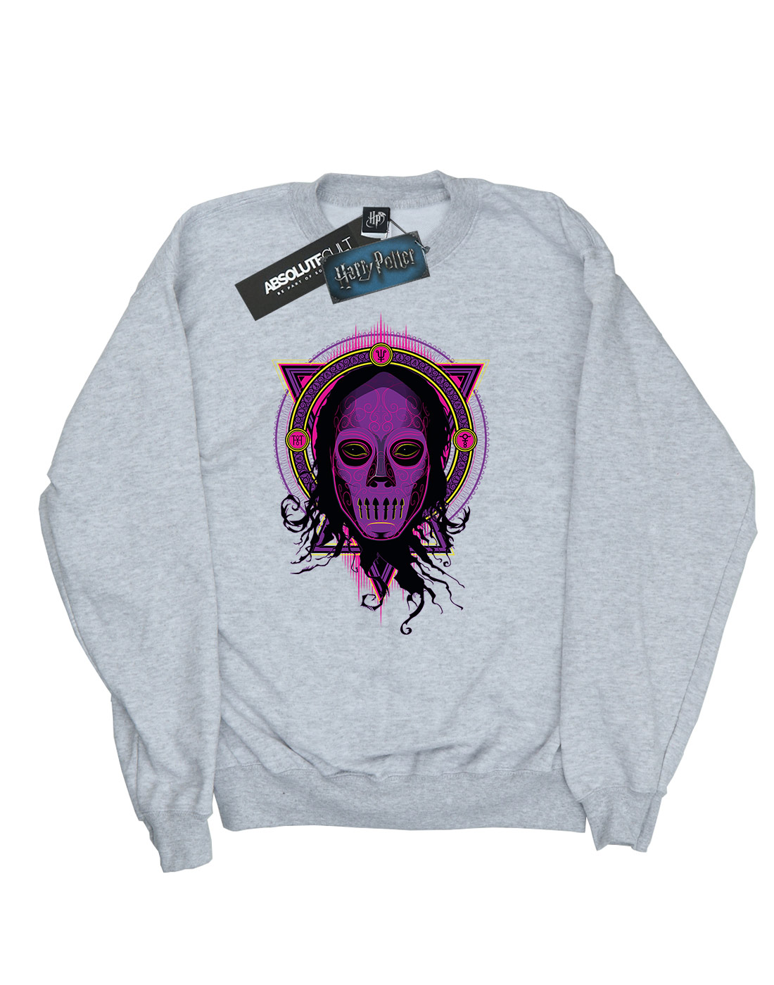 Harry Potter Herren Neon Death Eater Sweatshirt  | Auktion  Auktion  Auktion  7e002f