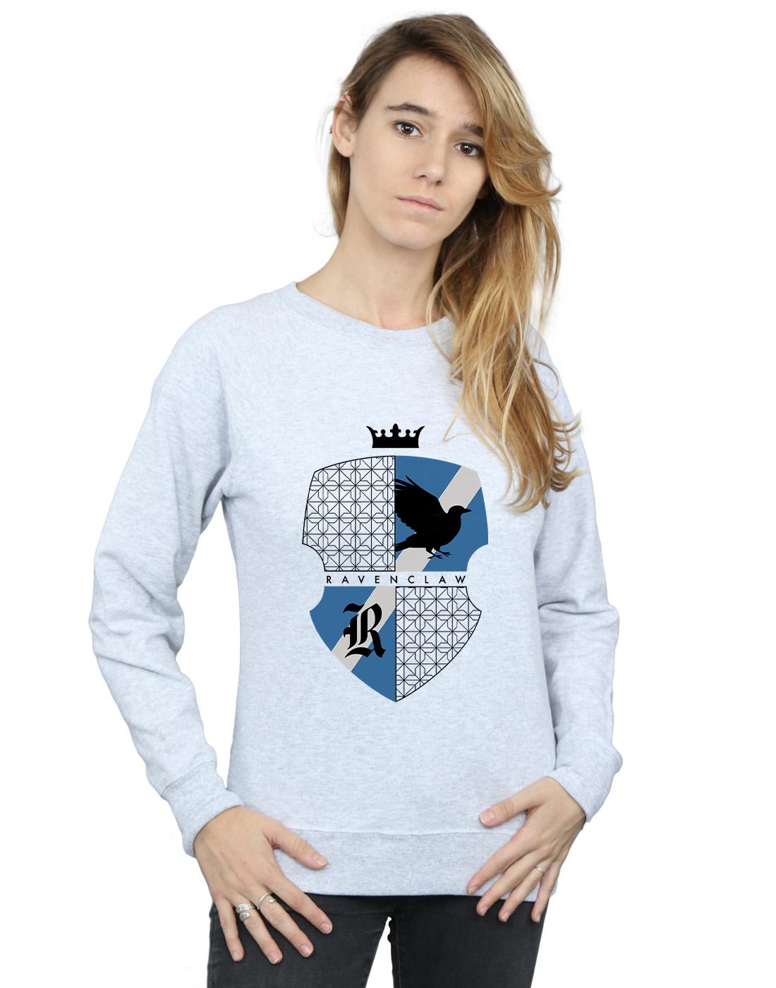 Sweat Serdaigle Bouclier Femme Shield Harry Potter OOr1ZBUW