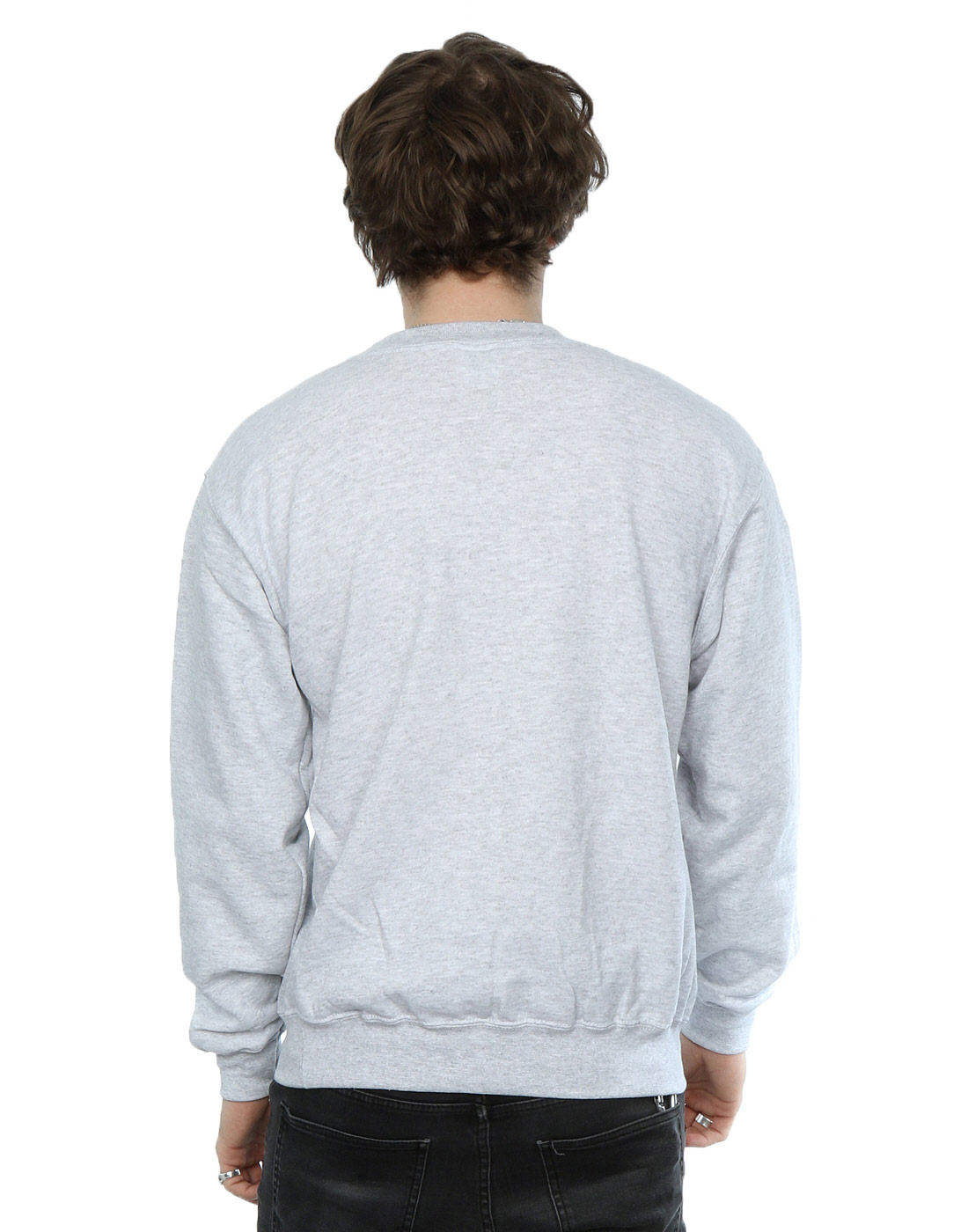 Disney-Homme-Inside-Out-Anger-The-Boss-Sweat-Shirt