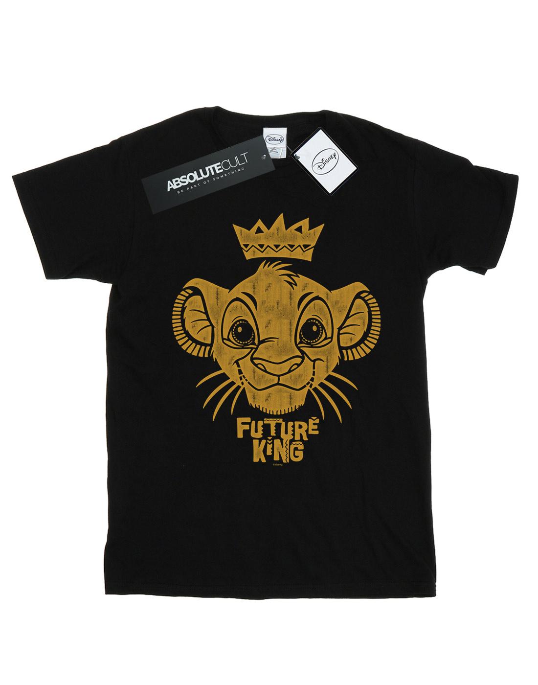 Disney-Boys-The-Lion-King-Future-King-T-Shirt thumbnail 5