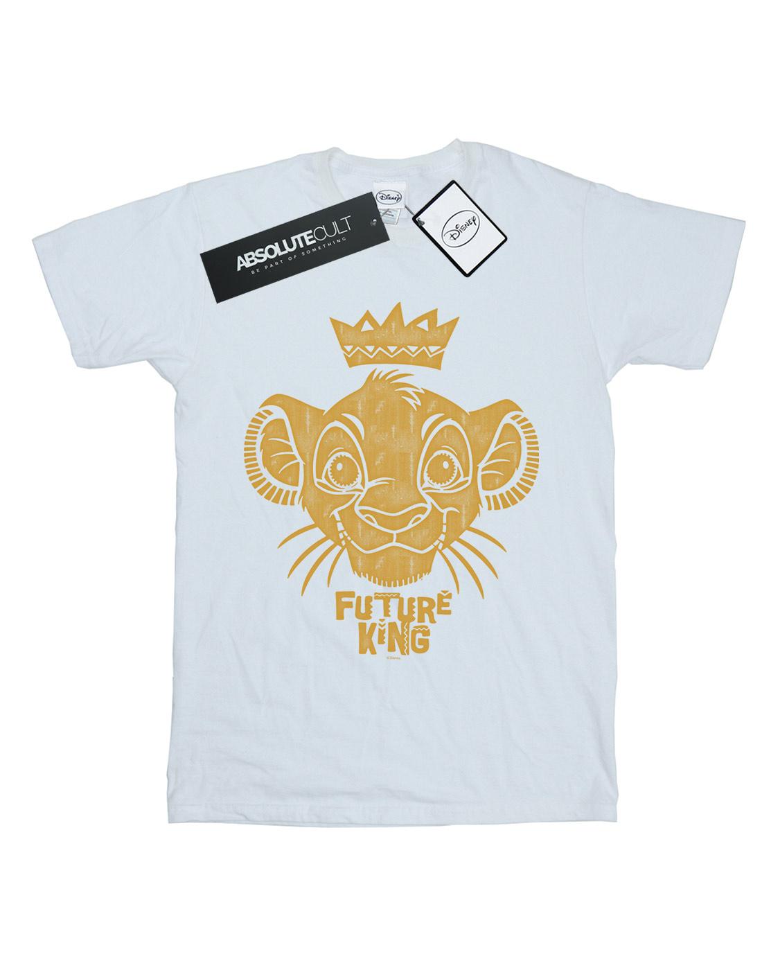Disney-Boys-The-Lion-King-Future-King-T-Shirt thumbnail 8