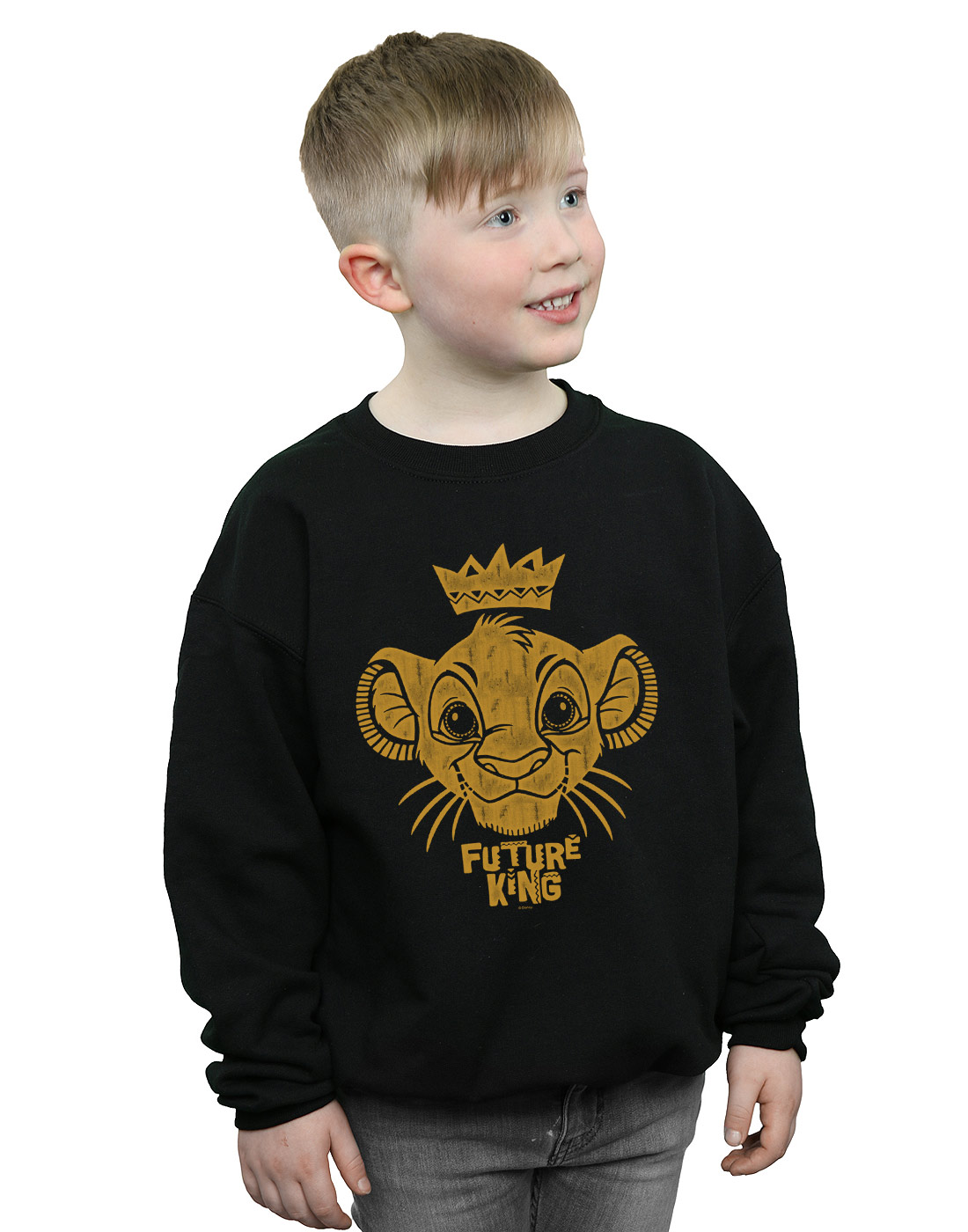 Disney Boys Lion King Sweatshirt