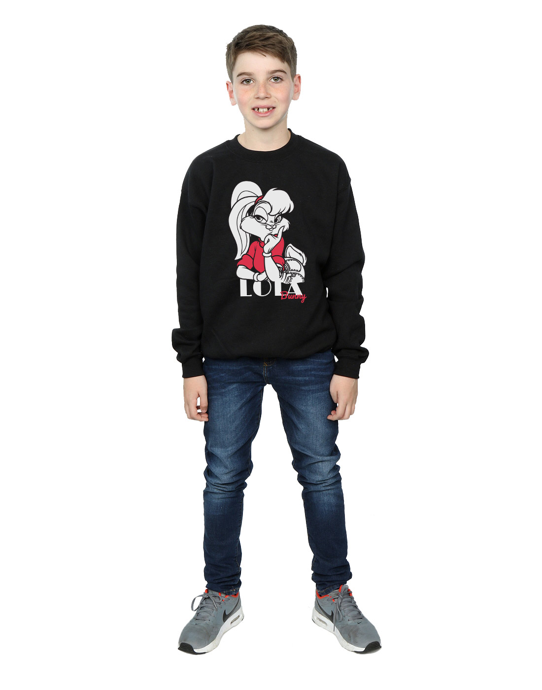 Looney Tunes Boys Classic Lola Bunny Sweatshirt