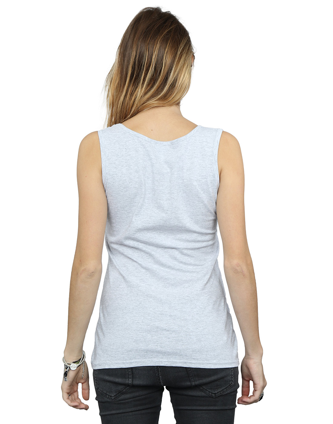 Looney-Tunes-Women-039-s-Porky-Pig-That-039-s-All-Folks-Vest