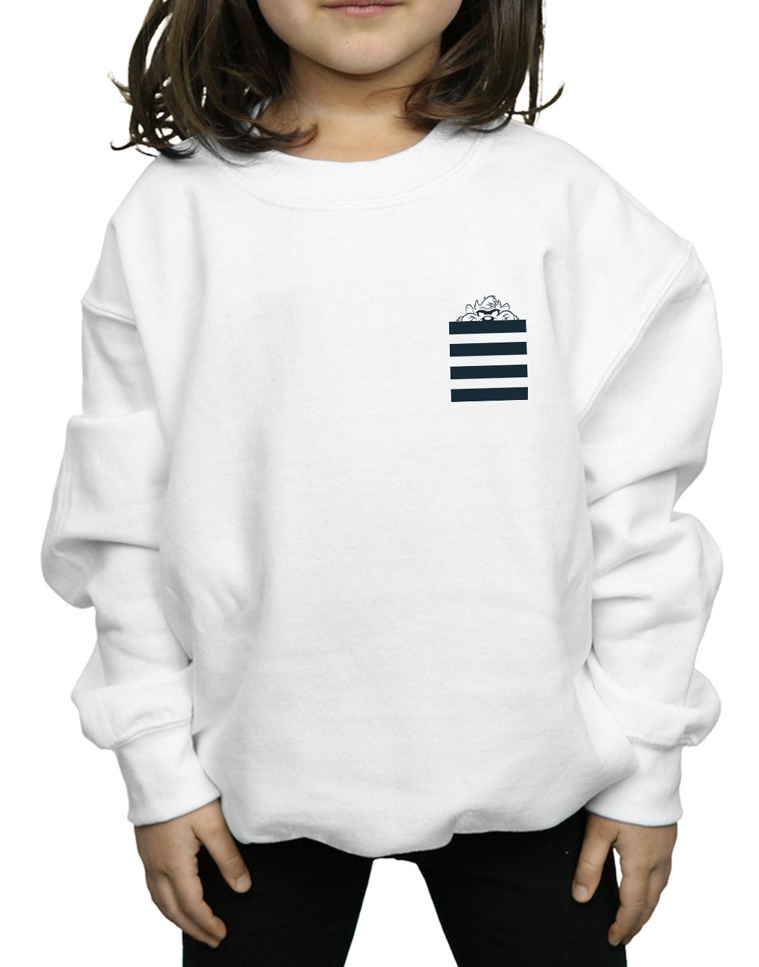 Looney-Tunes-Girls-Taz-Stripes-Faux-Pocket-Sweatshirt