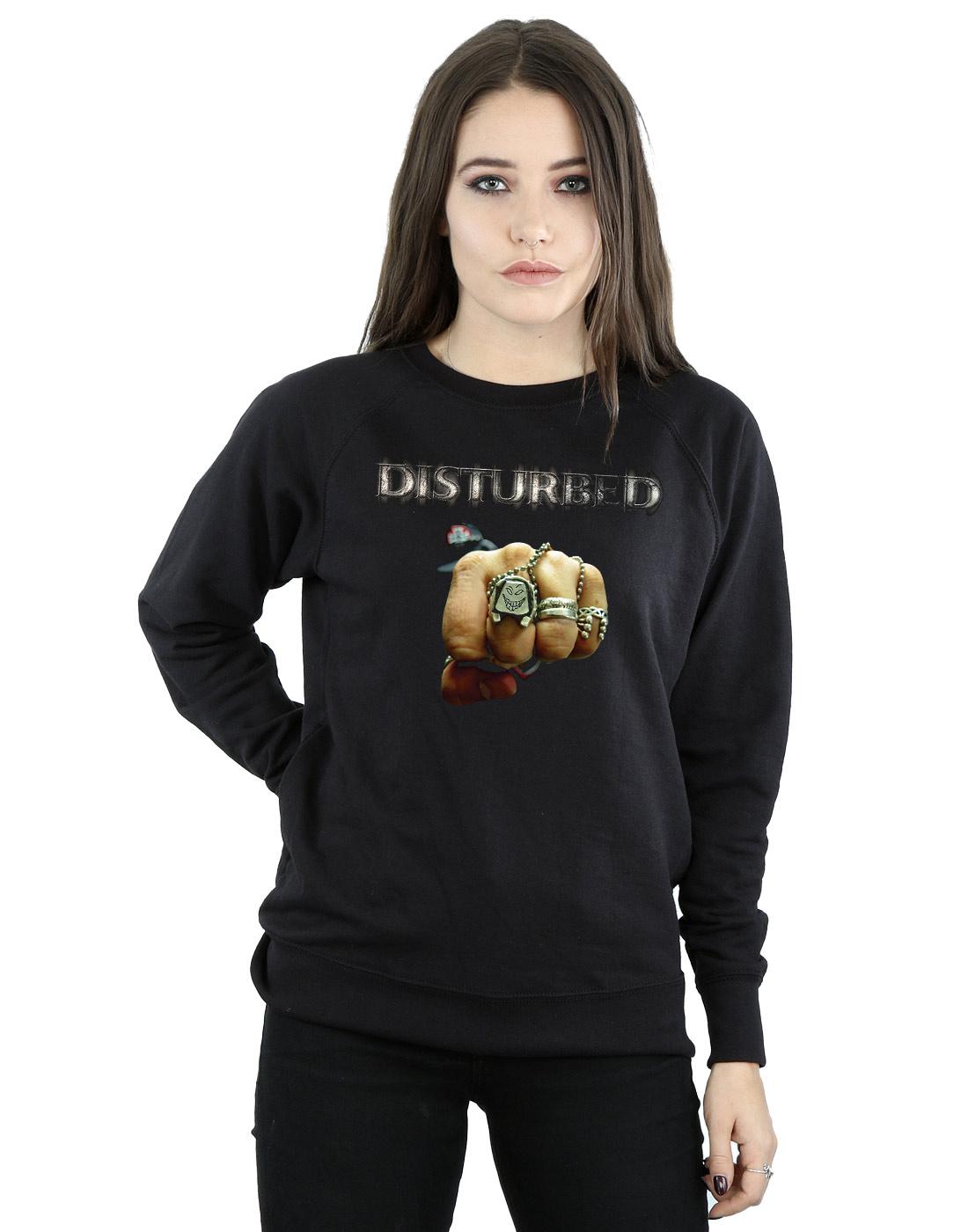 Absolute Cult Riverdale Womens Pops Logo Sweatshirt