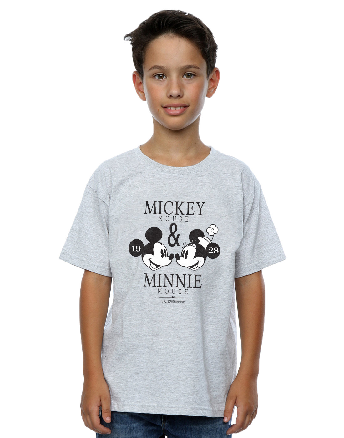 Disney-Boys-Mickey-and-Minnie-Mouse-Mousecrush-Mondays-T-Shirt
