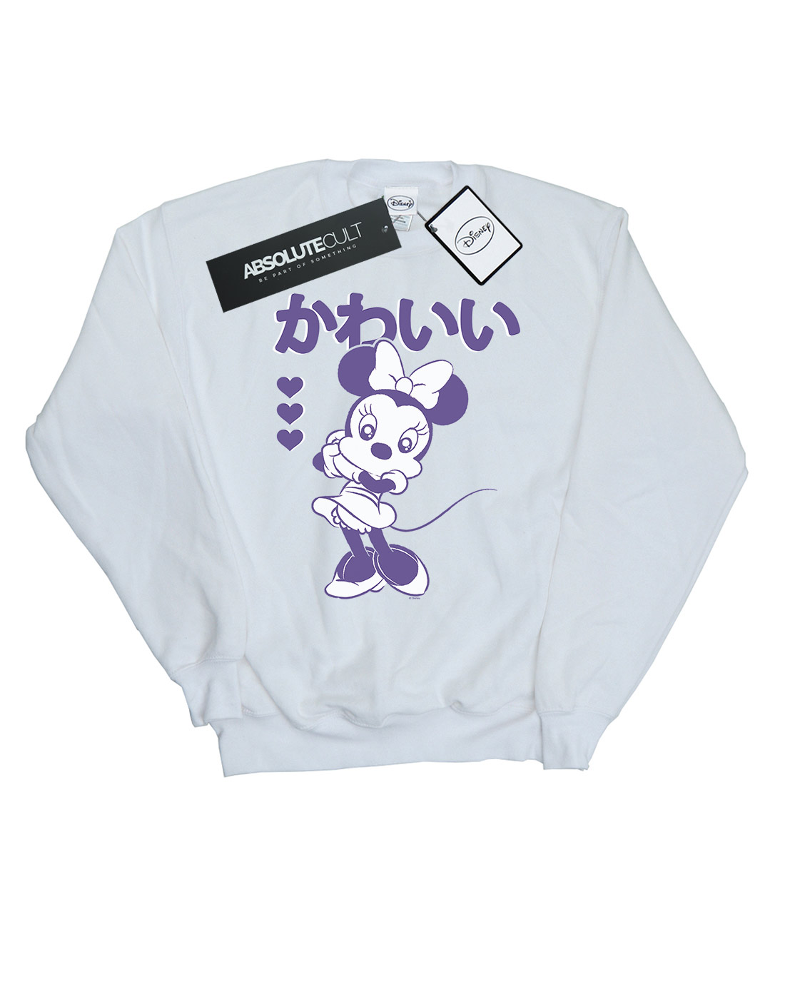 Mouse Felpa Uomo Minnie Kawaii Disney 6xwEv7Ixq