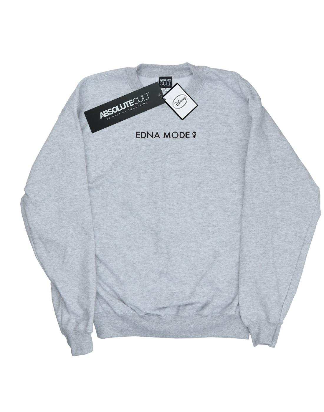 64460e5000b272 Disney-Damen-The-Incredibles-2-Edna-Mode-Sweatshirt Indexbild