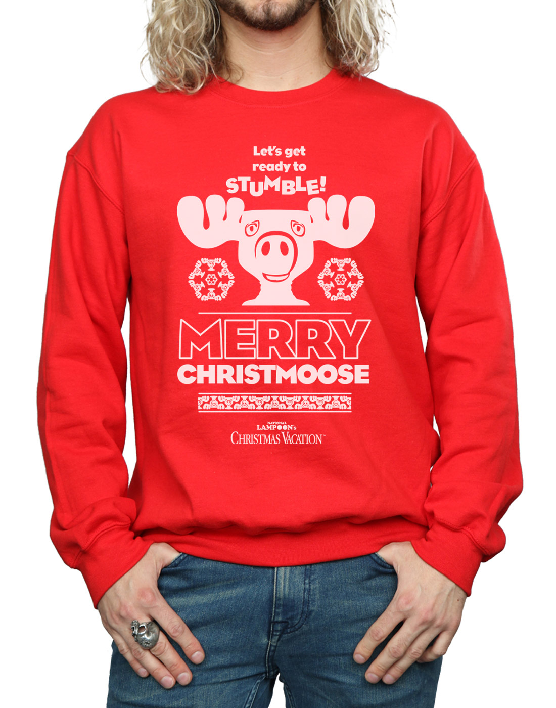 National Lampoon's Christmas Vacation Men's Merry