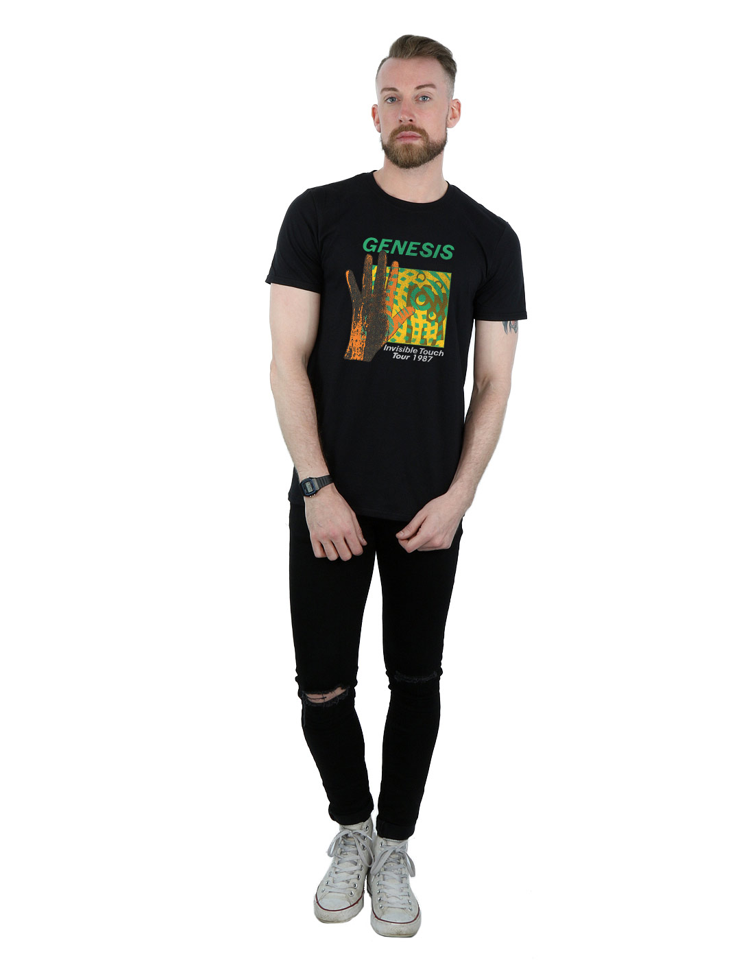 Genesis-Homme-Invisible-Touch-Tour-T-Shirt