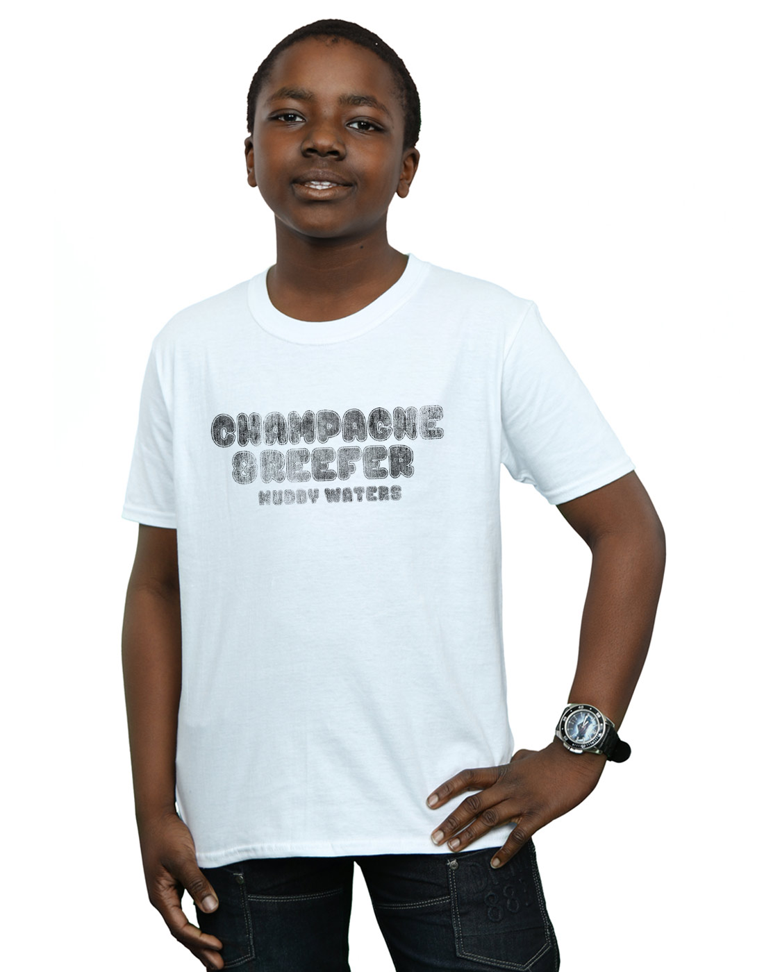 Muddy-Waters-Boys-Champagne-and-Reefer-Kaboom-Distressed-T-Shirt