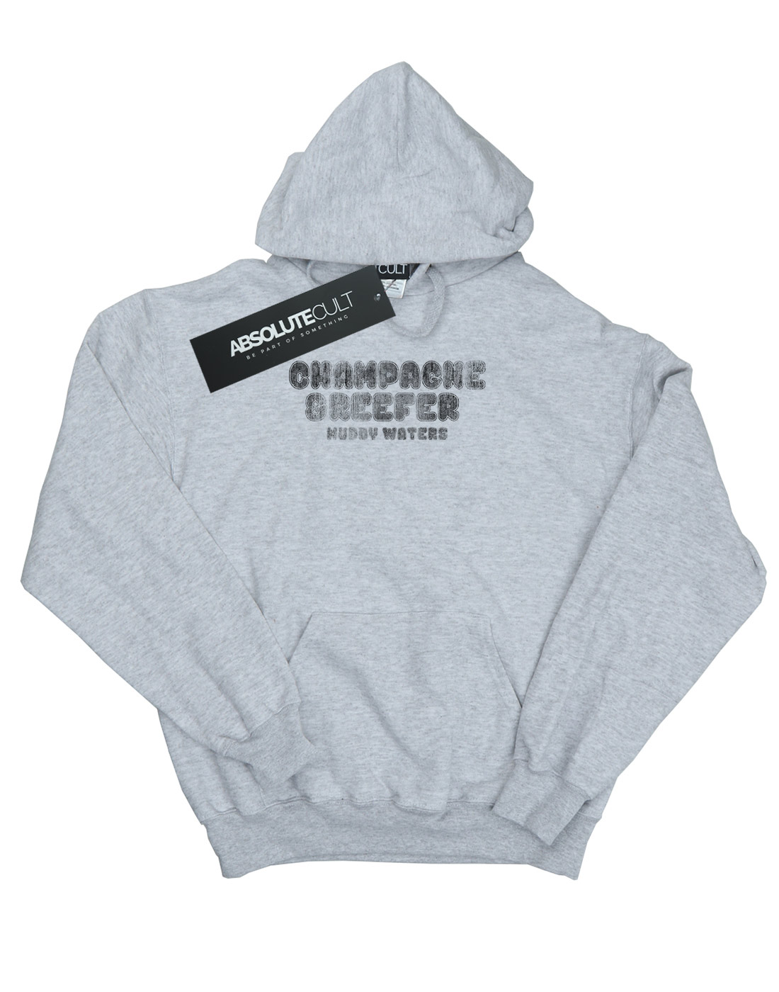 Muddy Muddy Muddy Waters Women's Champagne and Reefer Kaboom Distressed Hoodie cde733