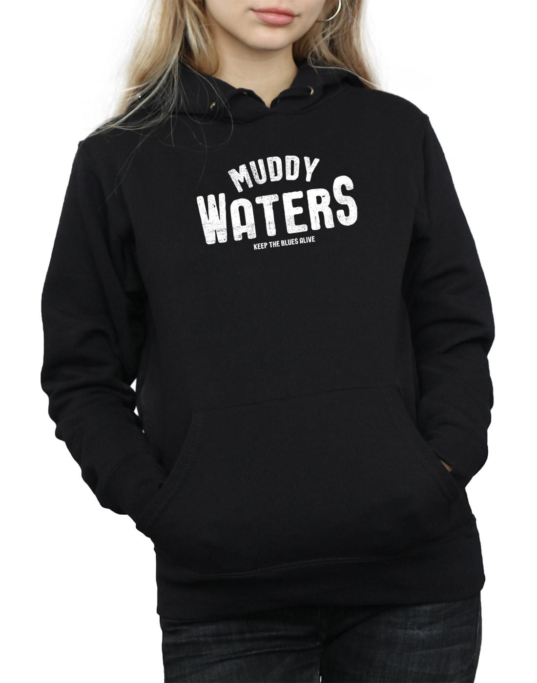 Muddy Muddy Muddy Waters Women's Legends Tribute Hoodie 8bb60e