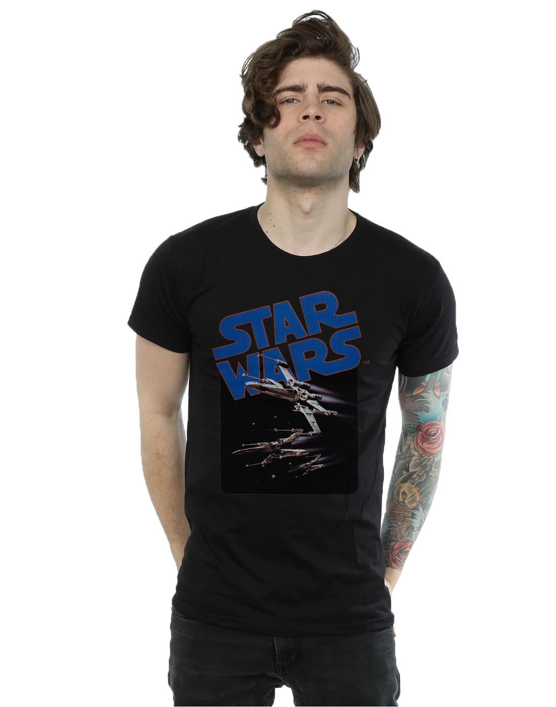 Star-Wars-T-Shirt-Mens-Official-Merchandise thumbnail 38