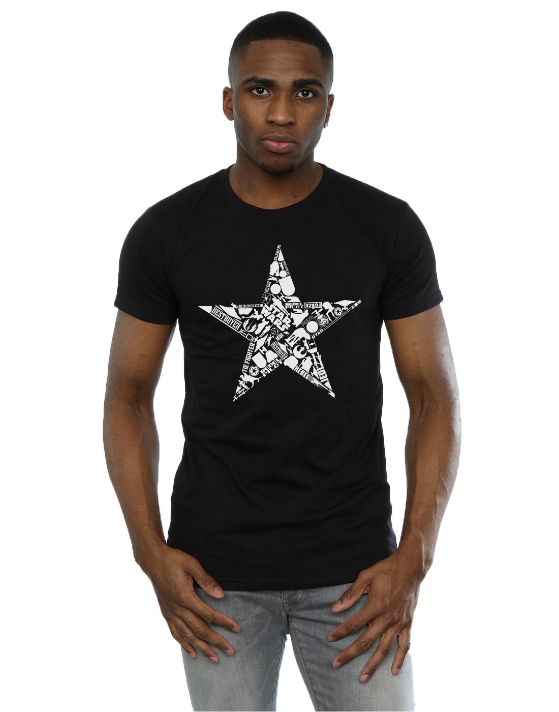 Star-Wars-T-Shirt-Mens-Official-Merchandise thumbnail 21