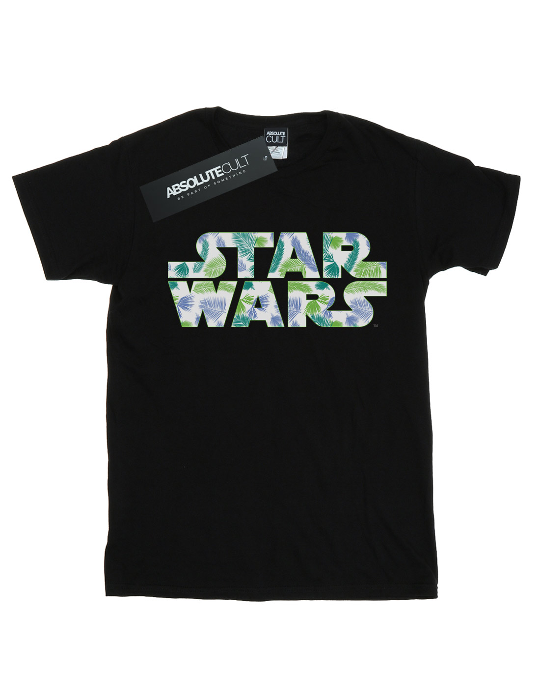 Star-Wars-Ninas-Palm-Logo-Camiseta