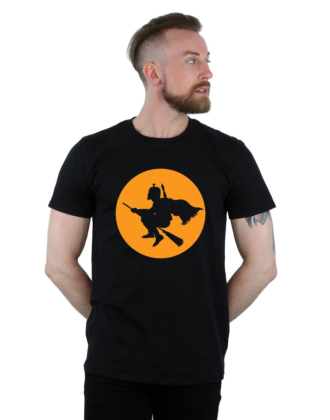 Boba-Fett-T-Shirt-Mens-Official-Star-Wars-Merchandise