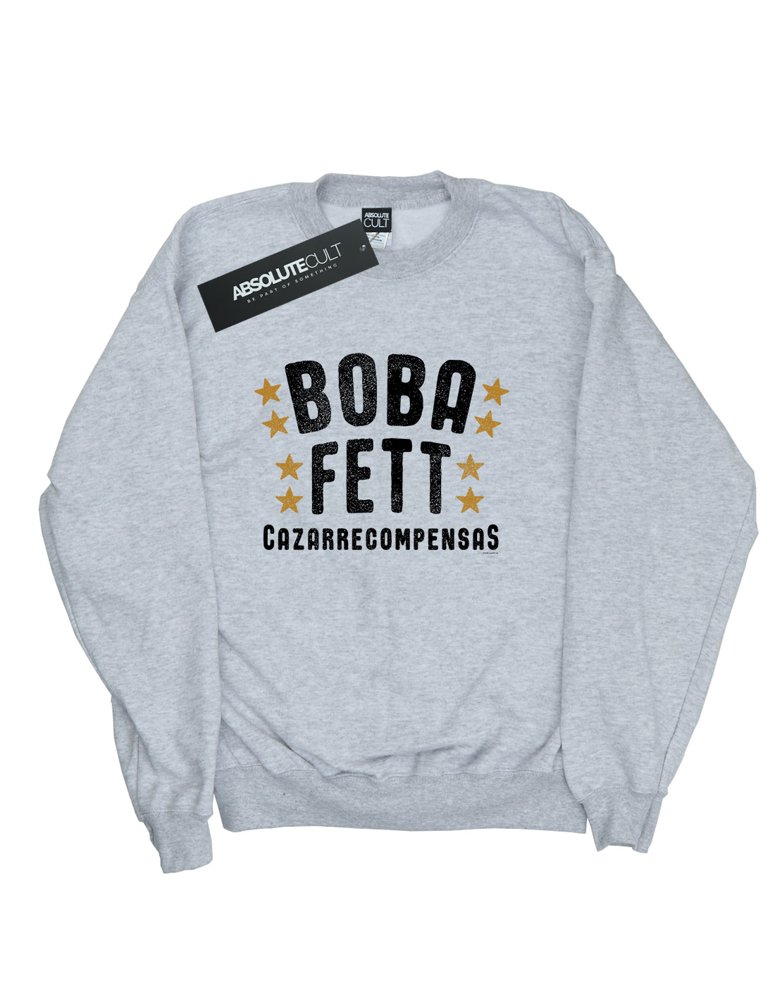 Star Wars Girls Boba Fett Fired Up Sweatshirt