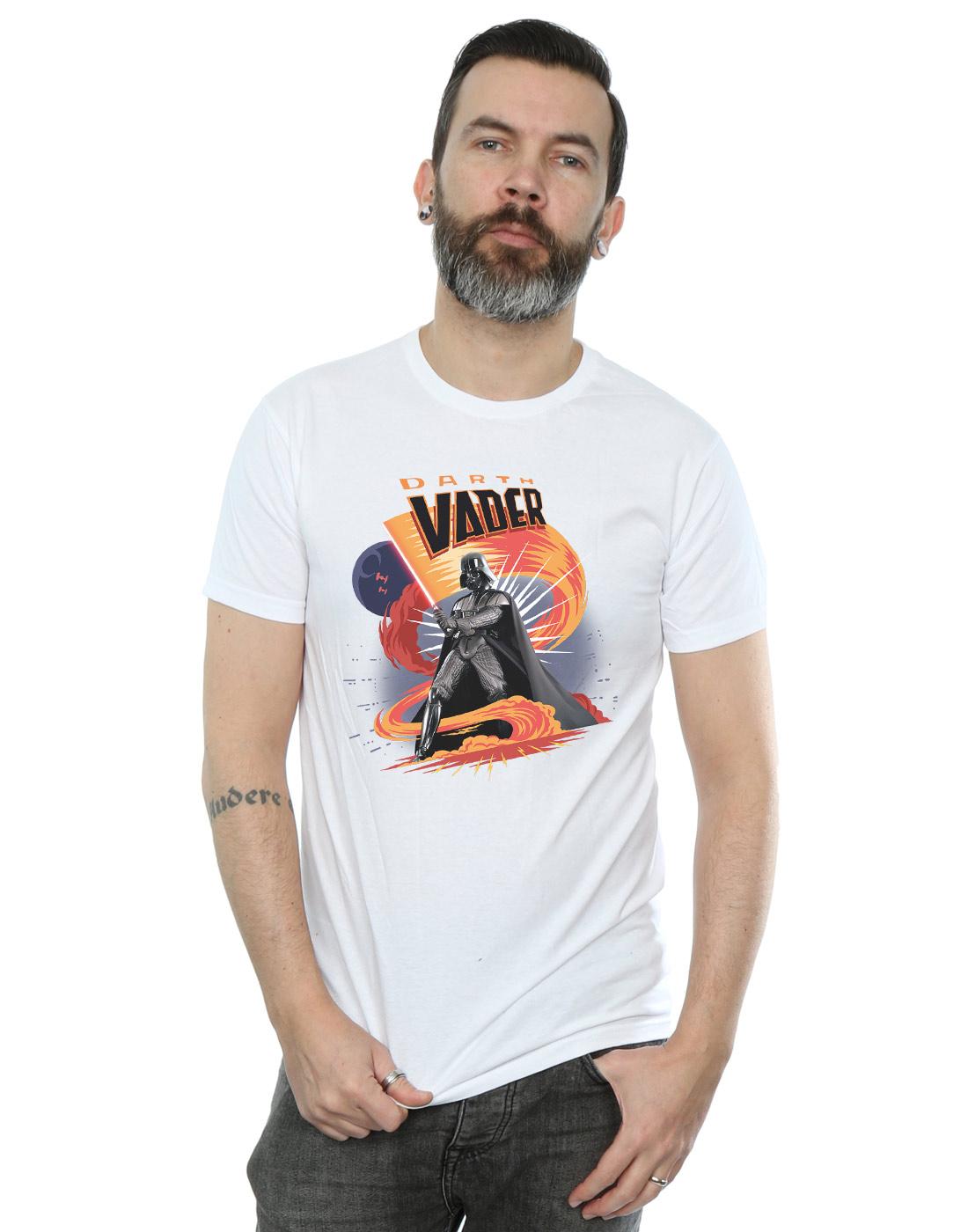 Darth-Vader-T-Shirt-Mens-Official-Star-Wars-Merchandise