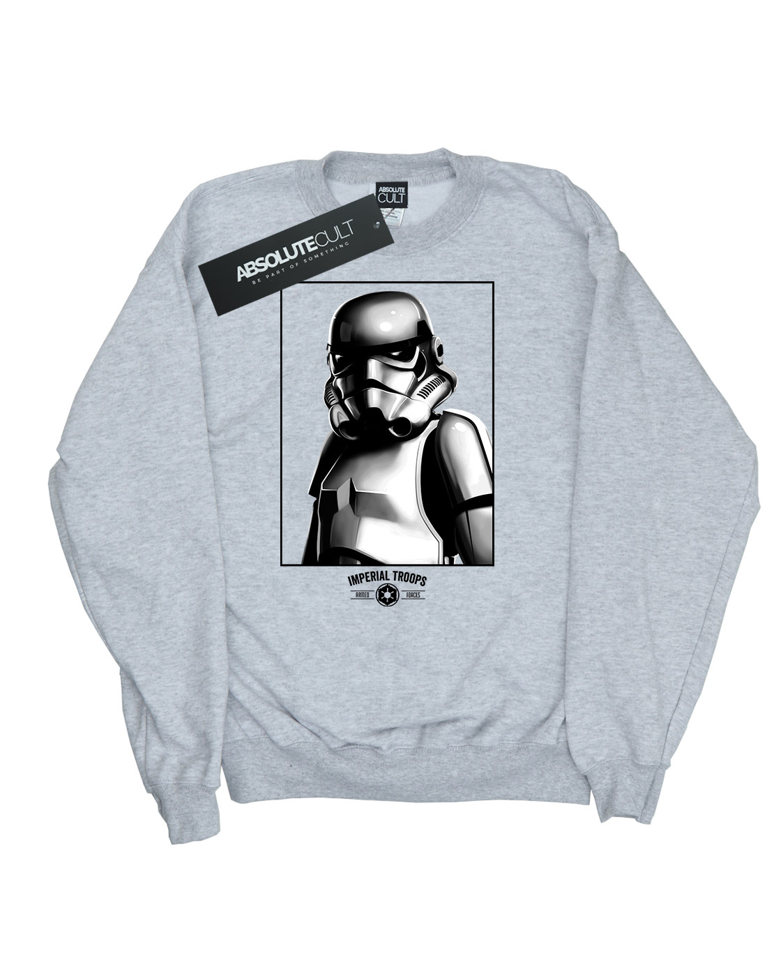 Star Wars Damen Imperial Troops Troops Troops Sweatshirt 19c516