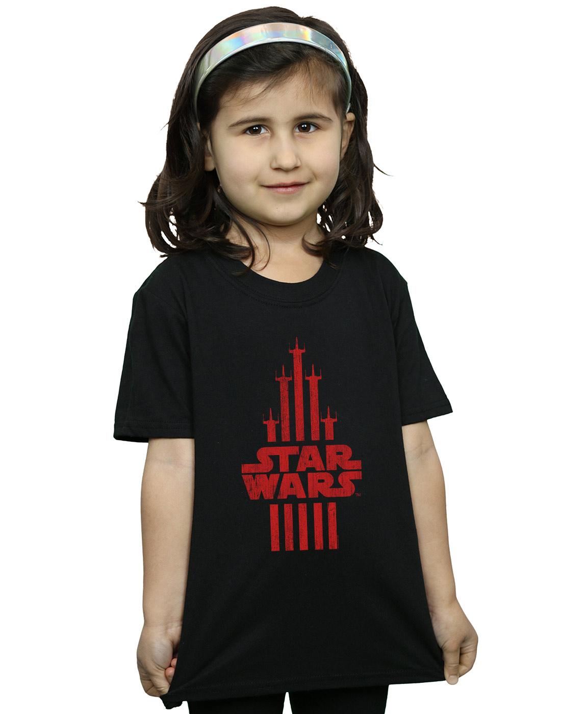 STAR WARS Boys The Last Jedi Gold Chewbacca T-Shirt 9-11 Years Black