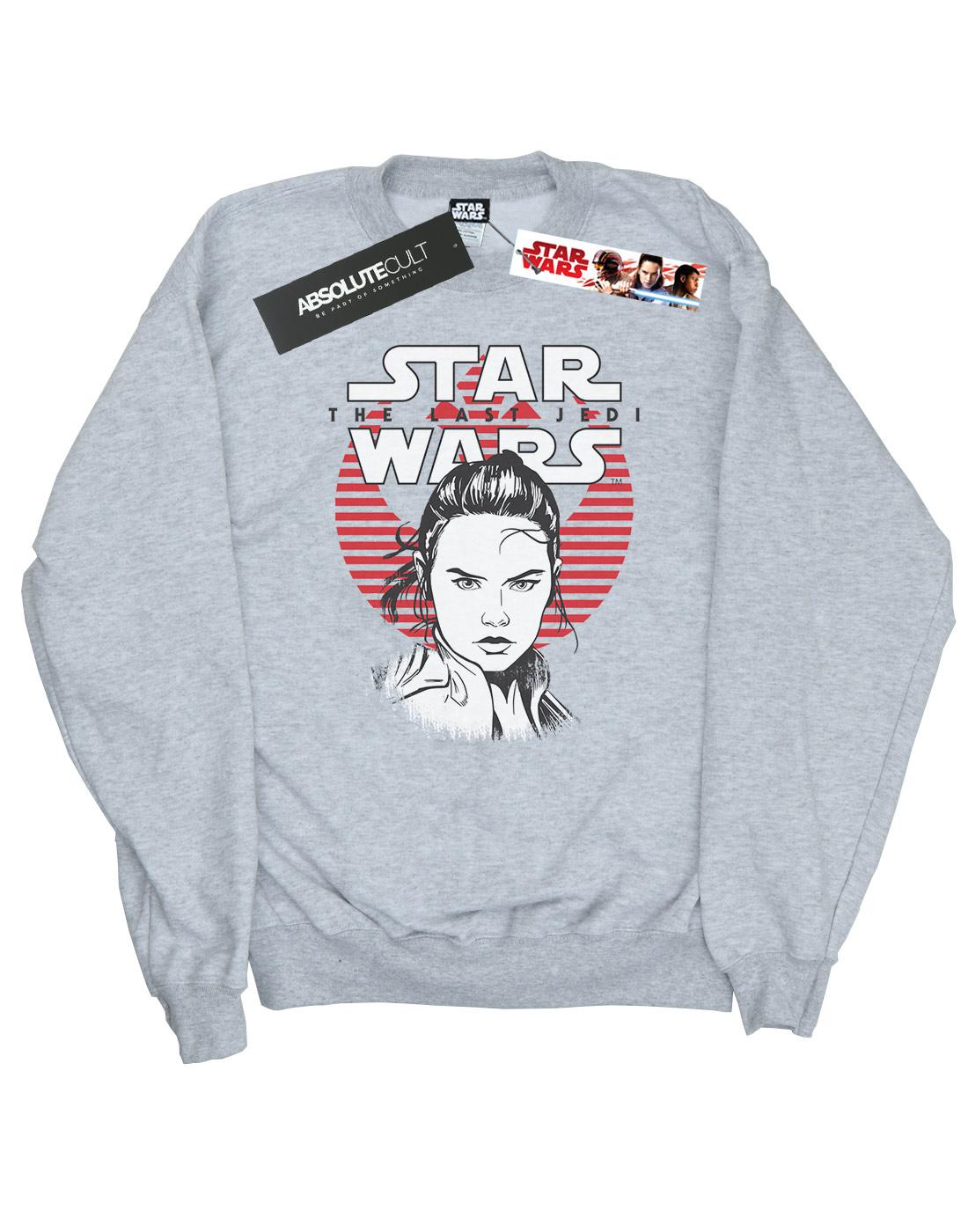 Star Wars Herren The The The Last Jedi Heroes Sweatshirt    Deutsche Outlets  b45899