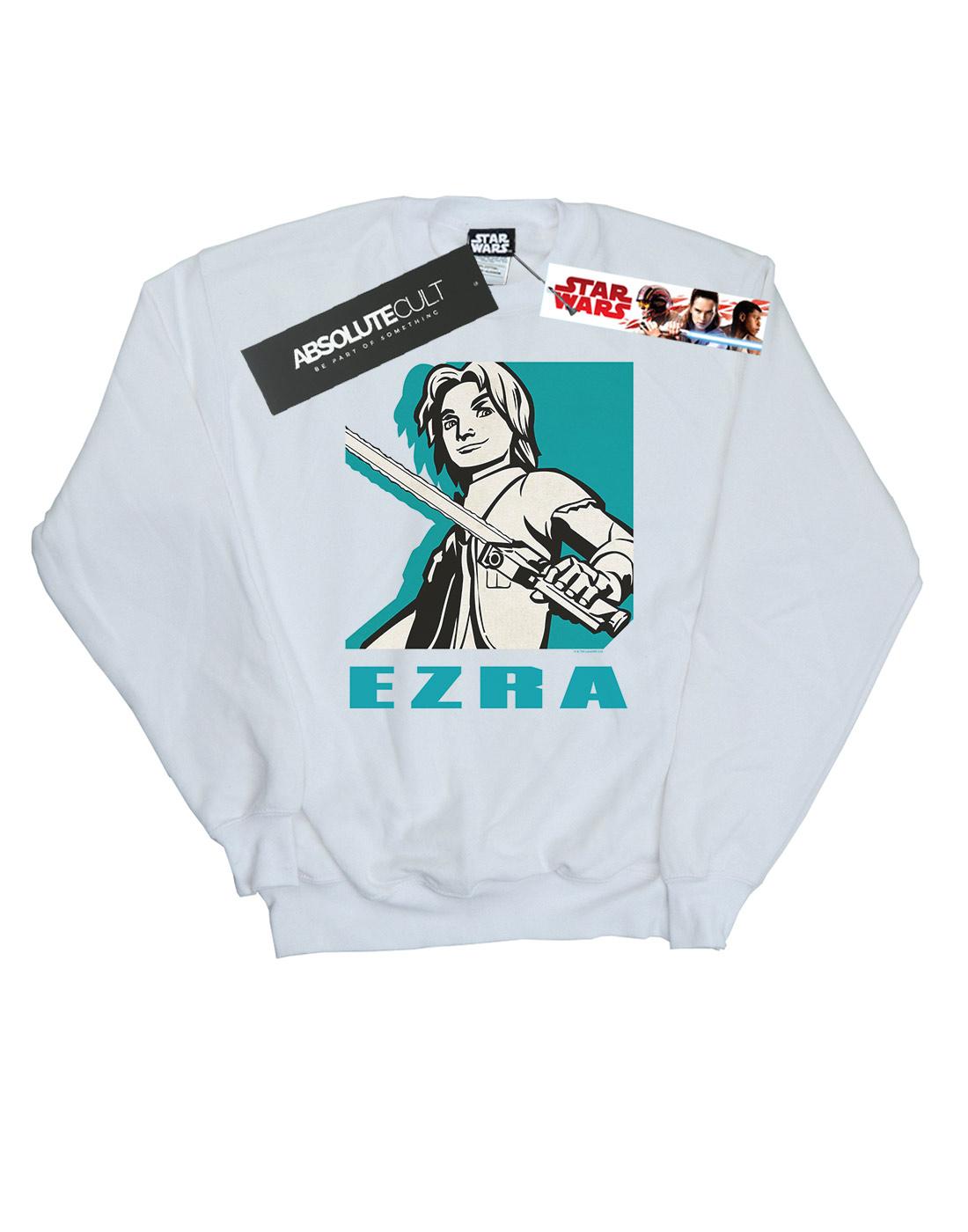 Star Wars Herren Rebels Ezra Sweatshirt Sweatshirt Sweatshirt | Diversified In Packaging  f8629d
