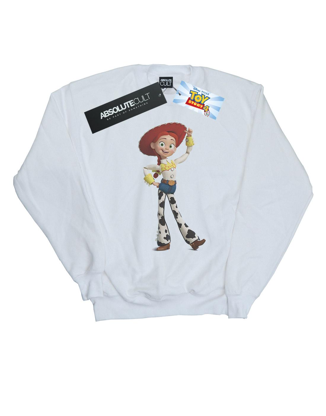 Disney-Girls-Toy-Story-Jessie-Pose-Sweatshirt thumbnail 8