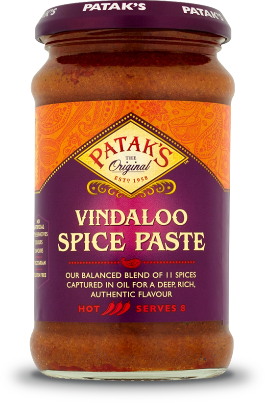 Vindaloo Spice Paste