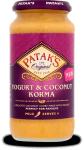 Yogurt & Coconut Korma Sauce