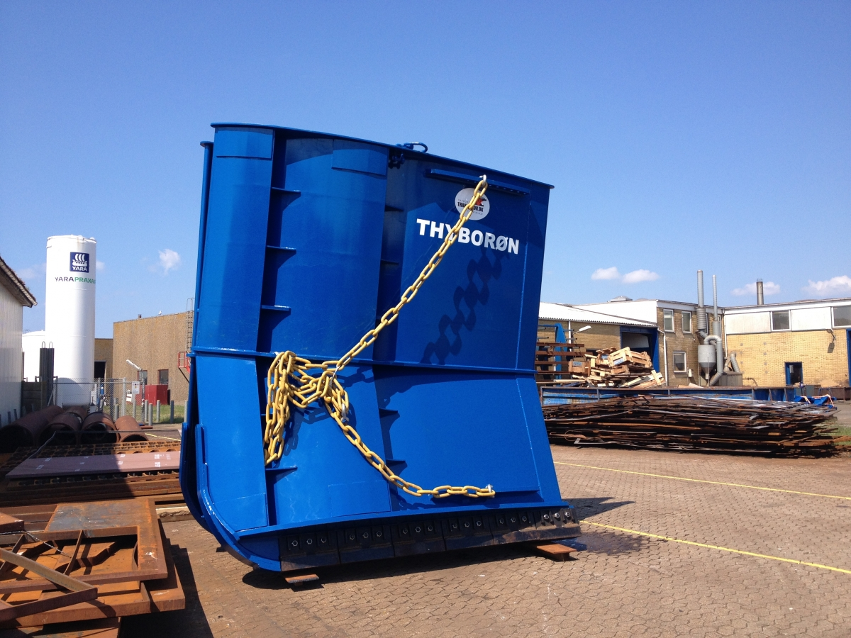 BOTTOM TRAWL DOORS - TYPE 4 & Andersen B2B - Market space - BOTTOM TRAWL DOORS - TYPE 4