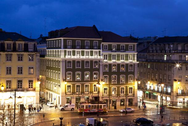 the beautique hotel figueira perfuma lisboa a cidade na ponta dos dedos. Black Bedroom Furniture Sets. Home Design Ideas