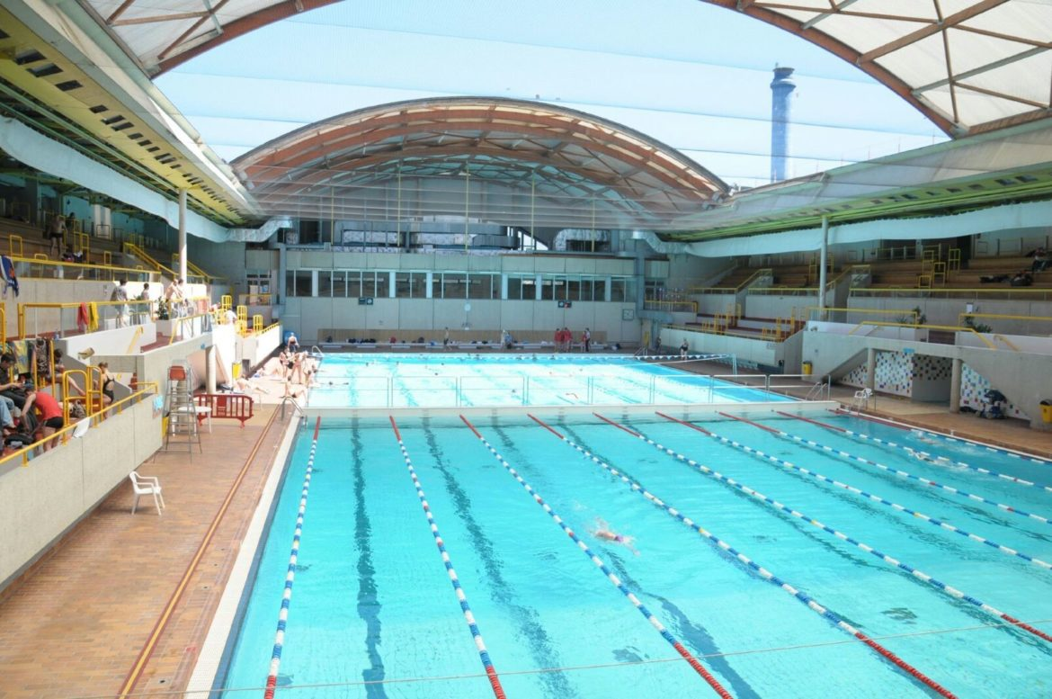 Swimming In Paris At Piscine Georges Vallerey A City Made By People