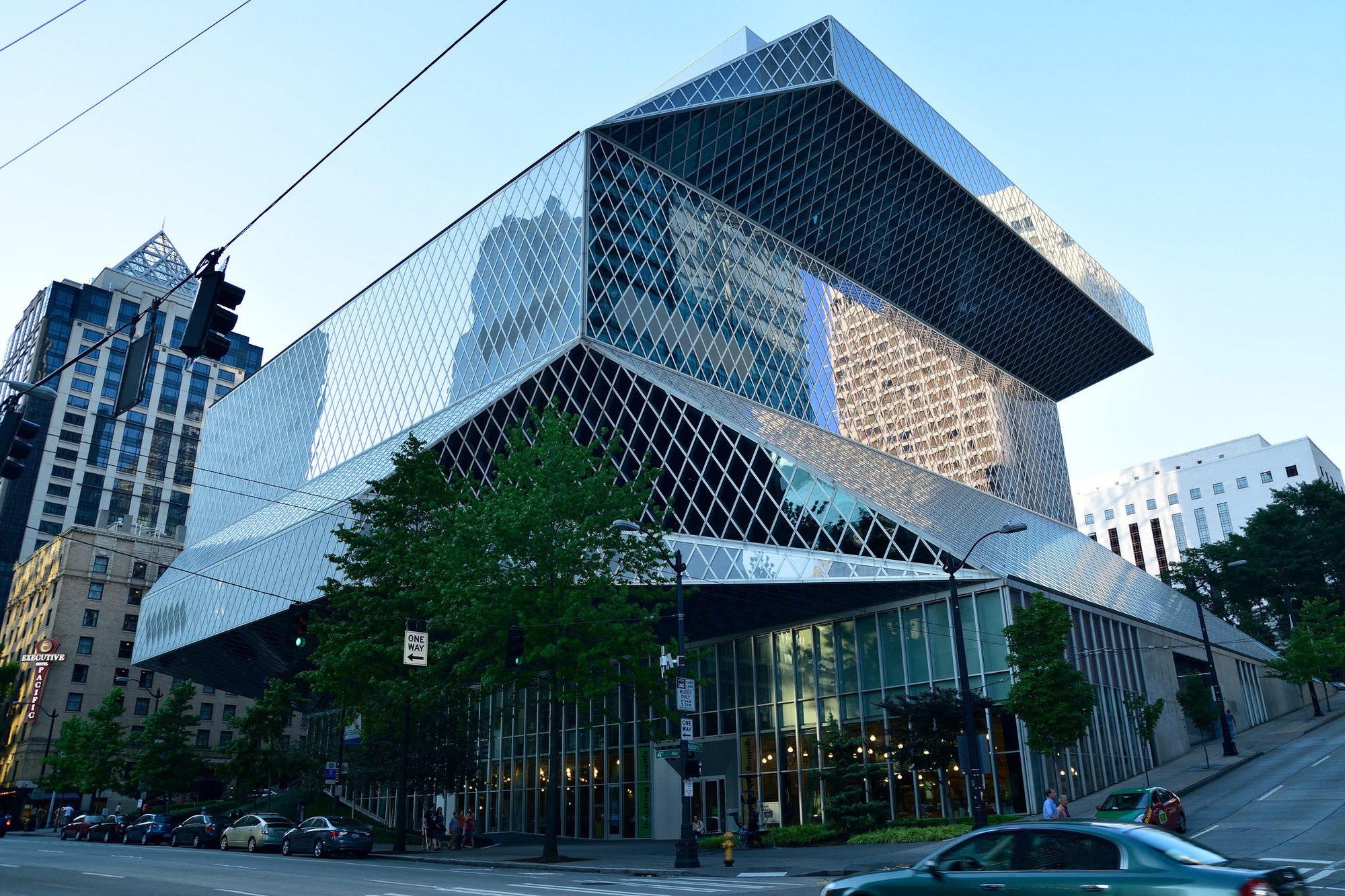 A City Made By People Seattle Public Library