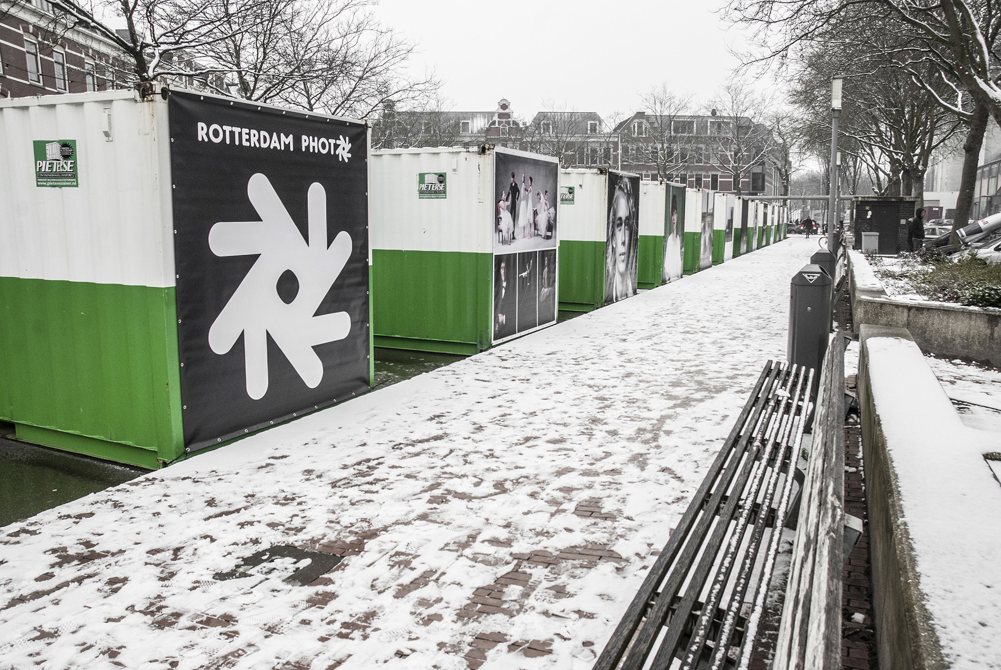 A City Made By People Rotterdam Art