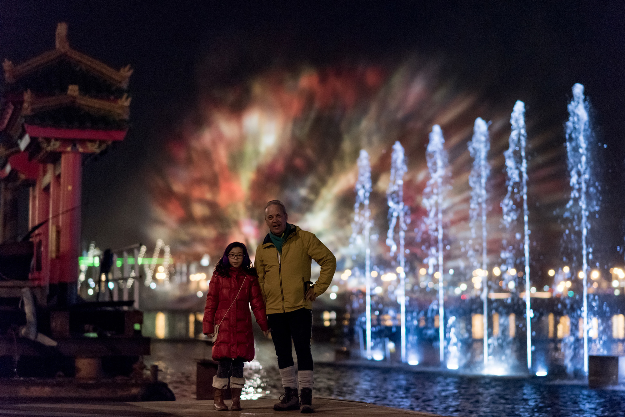 A City Made By People Amsterdam Light Festival 2016 Richard Rigby